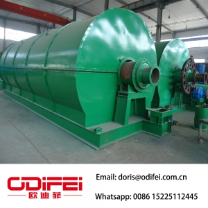 High profit pyrolise equipment in China