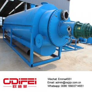 Semi-auto Tire Recycling Machine/Waste Tire Recycling Equipment